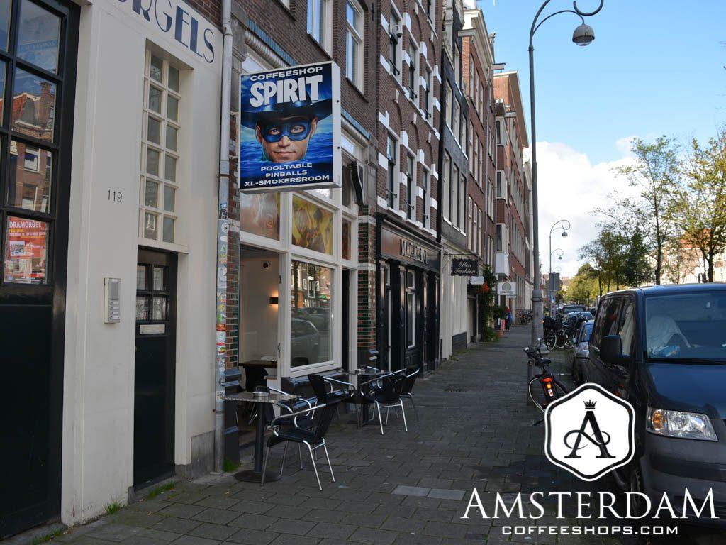 Amsterdam Coffee Shops Tobacco