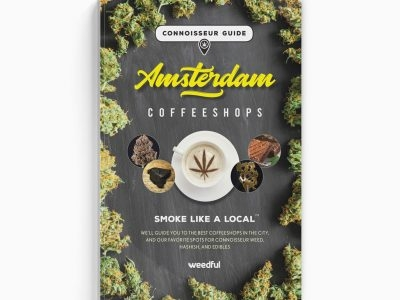 Hardcover Coffeeshop Guide